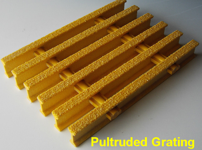 PULTRUDED GRATING CHỊU TẢI CAO